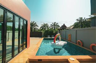 [アオナン]ヴィラ(170m2)| 3ベッドルーム/3バスルーム Aonang nine  pool villa