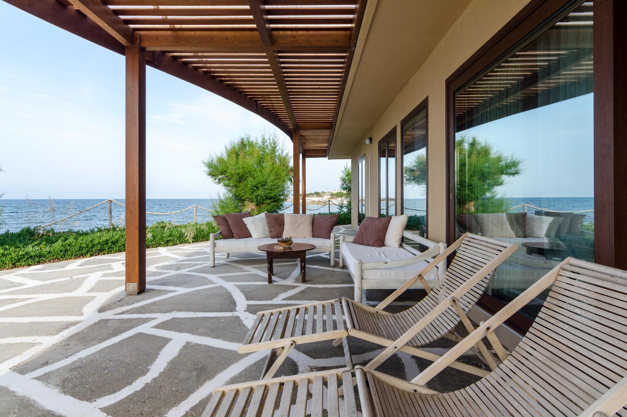 Kouvohori Villas 5 Bedroom Seafront