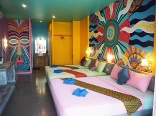 [クロンダオビーチ](40m2)| 1ベッドルーム/1バスルーム Cha-ba Pool Suite
