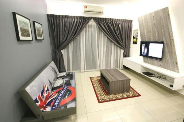 Homestay Near TBS,ERL,KTM,LRT @ FREE WIFI Kuala Lumpur