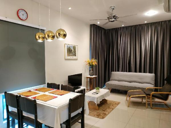 Pacific 63 One Bedroom Family Suite Kuala Lumpur