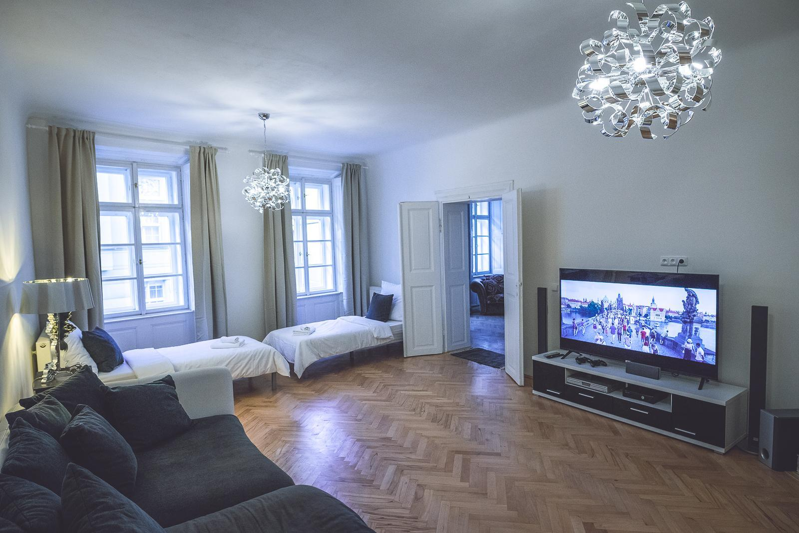 Old Town Exclusive Apartment