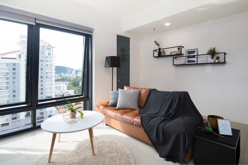 218 Macalister George Town 3BR 9Pax Designer Suite