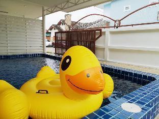 [パタヤ中心地]スタジオ ヴィラ(360 m2)/2バスルーム  BaanKhunPim Pool Villa