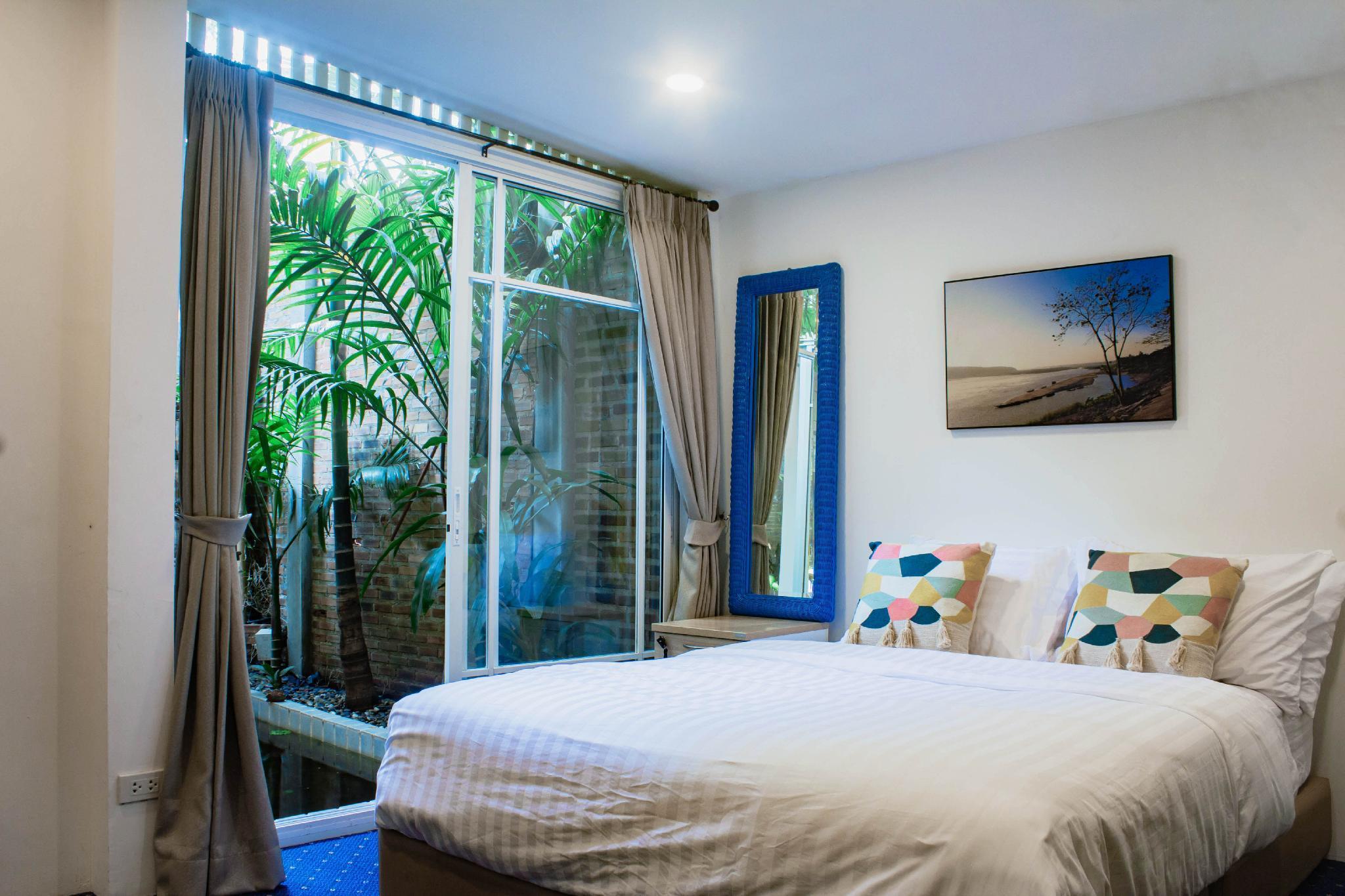 MAISON Bed Bar Cafe บ้านเดี่ยว 2 ห้องนอน 2 ห้องน้ำส่วนตัว ขนาด 100 ตร.ม. – ไนท์บาร์ซา