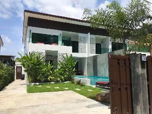 [ホワイトサンド ビーチ]ヴィラ(160m2)| 2ベッドルーム/3バスルーム The Elegance Pool Villas