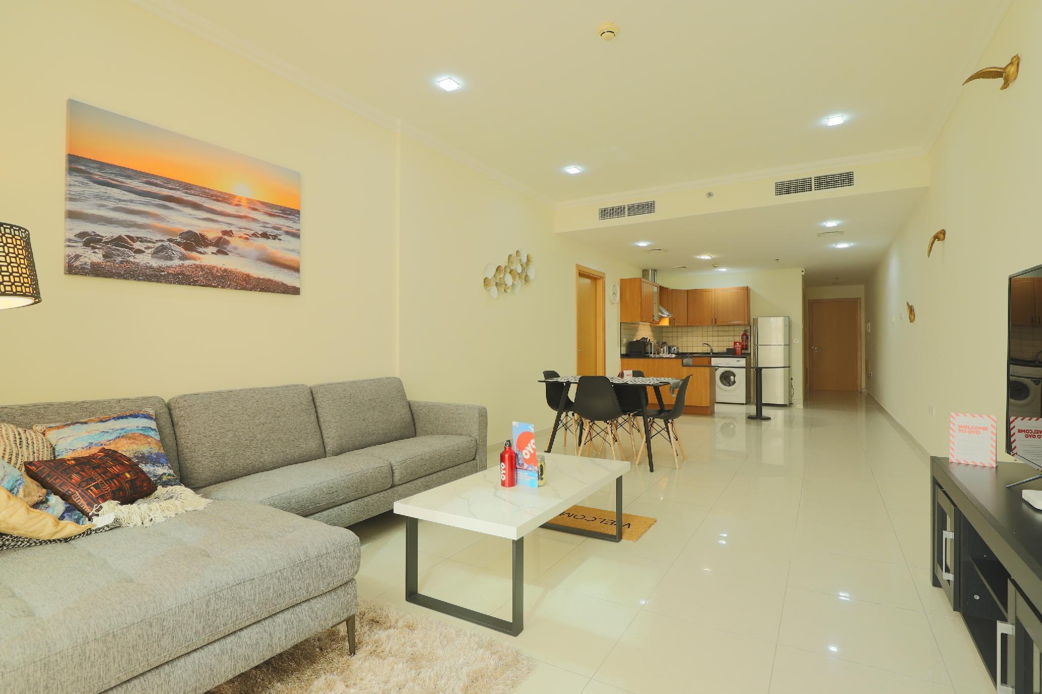 OYO Home 266 1BHK Spring Oasis Silicon