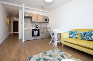 Modern 1 Bed Apartment in City Centre - 302 - Southampton