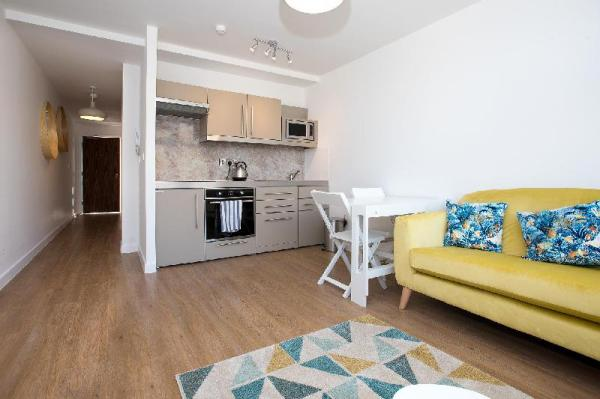 Modern 1 Bed Apartment in City Centre - 302 Southampton
