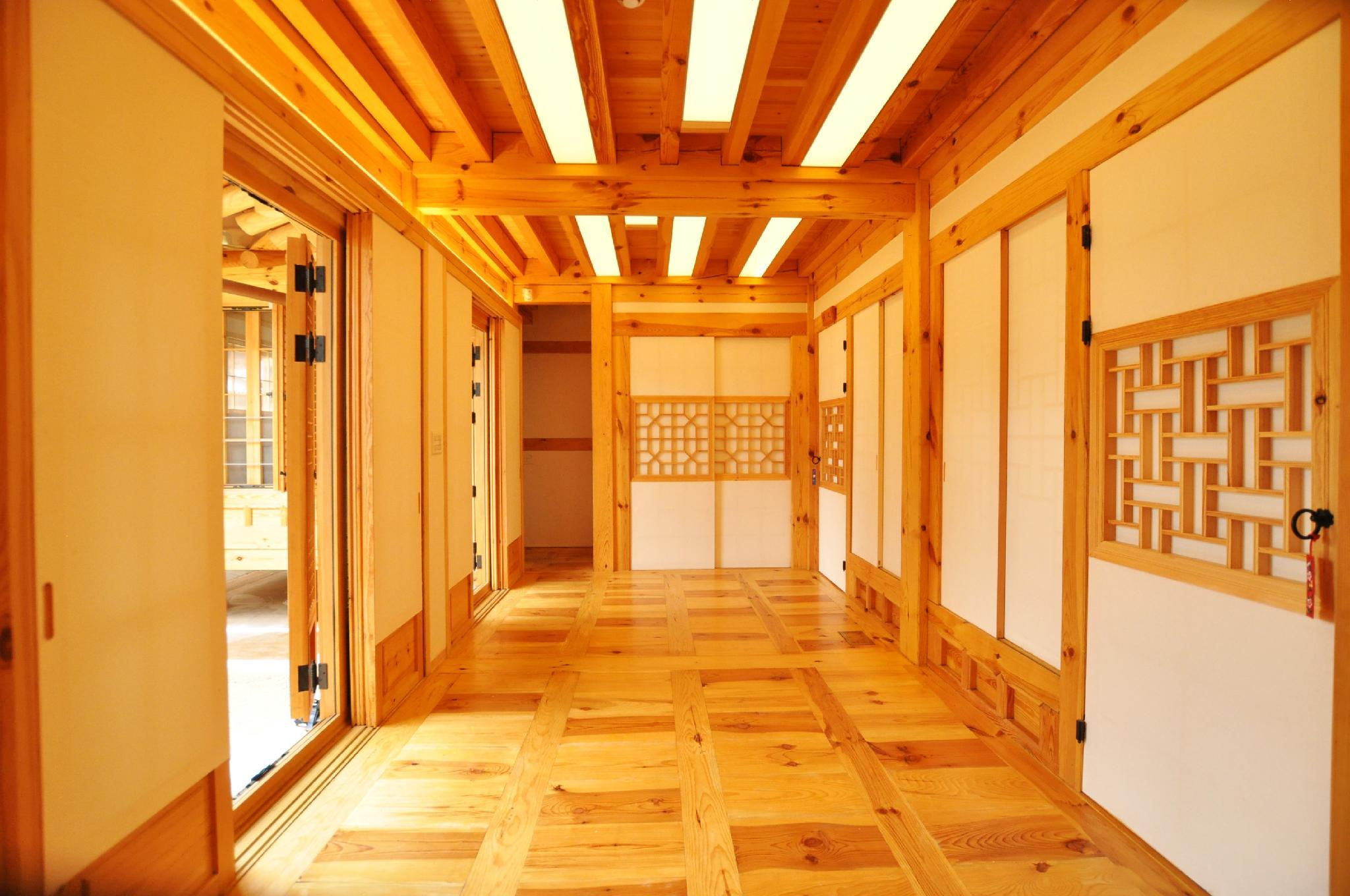 Healing Hanok ChaiHyoDang All Rooms On The 1st