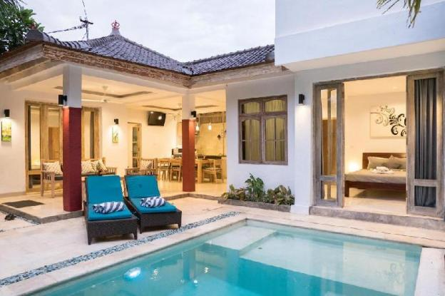 4 Bedroom Villa with Pool at Seminyak