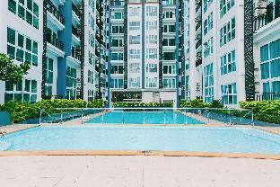 [チェンマイ空港]アパートメント(40m2)| 1ベッドルーム/1バスルーム Central Airport Plaza Cozy Twin at PRIO (Pool/Gym)