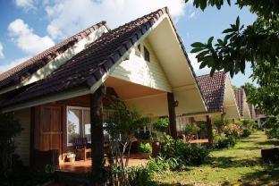 [プラエビーチ](50m2)| 1ベッドルーム/1バスルーム Family room around nature, Koh Lanta