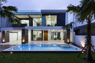 6-Swimming Pool Modern Villa Near Airport วิลลา 4 ห้องนอน 4 ห้องน้ำส่วนตัว ขนาด 500 ตร.ม. – หางดง