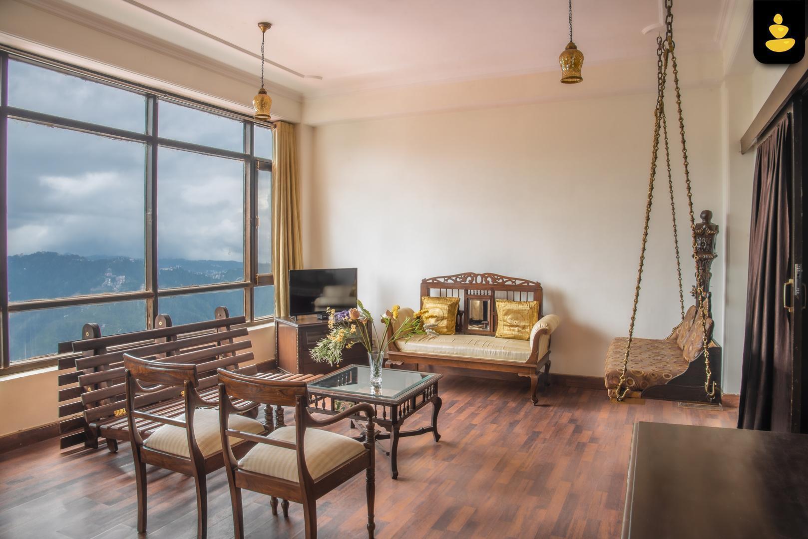 LivingStone   2BHK Apartment   Woodstay   Mashobra