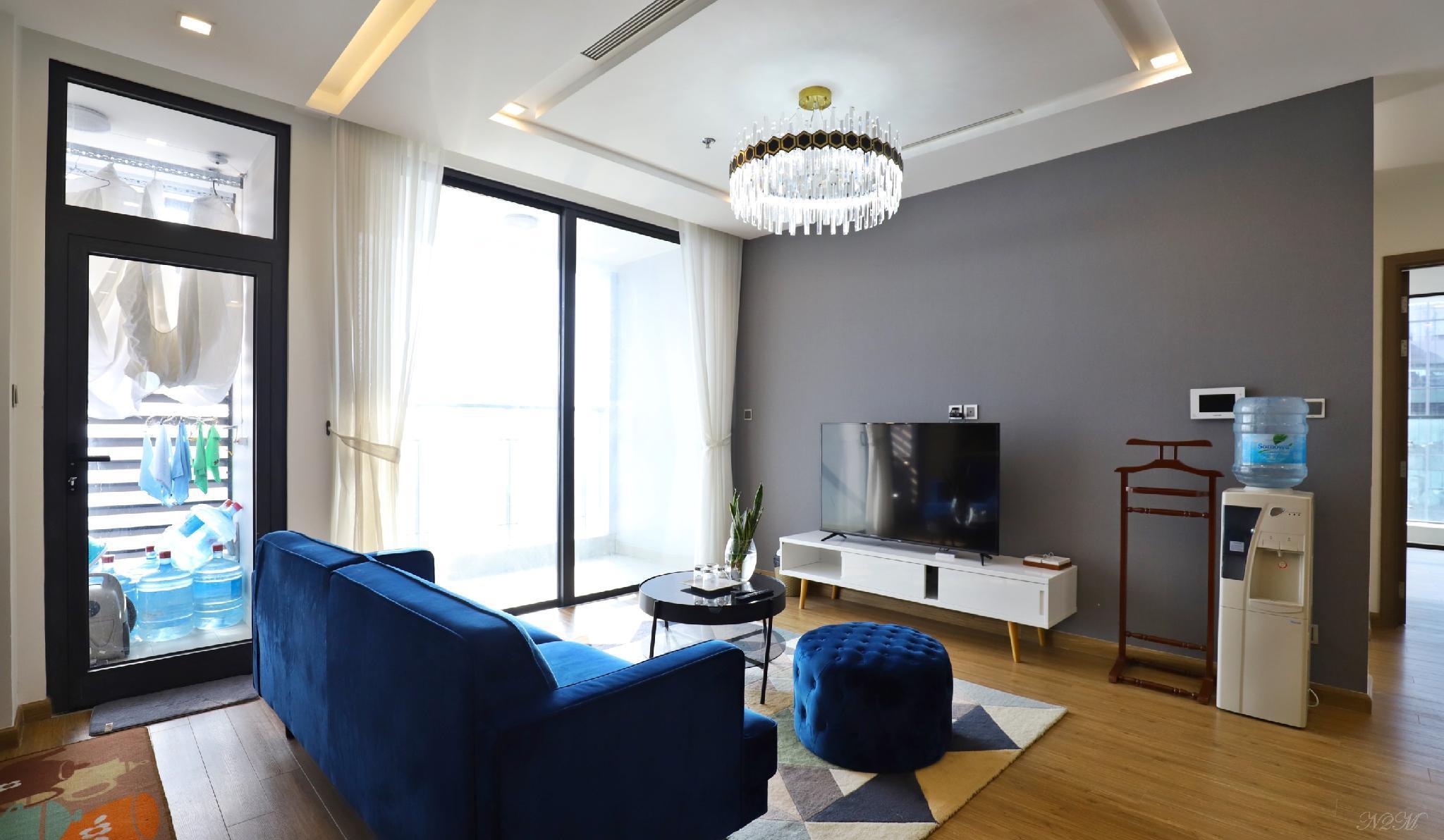 QMP 3 Luxurious Bedroom Near LOTTE