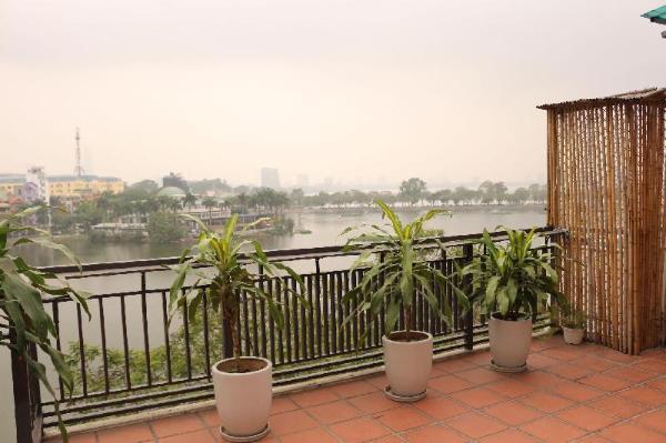 Truc Bach Apartment Hanoi