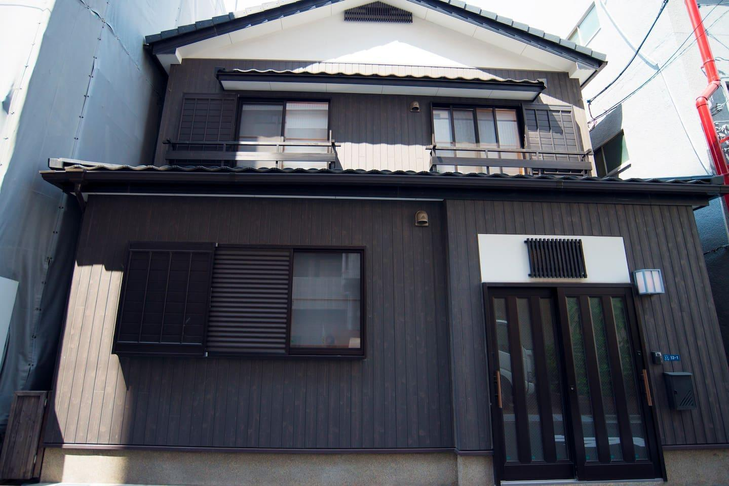 8min To Asakusa Japan's Style House 8ppl