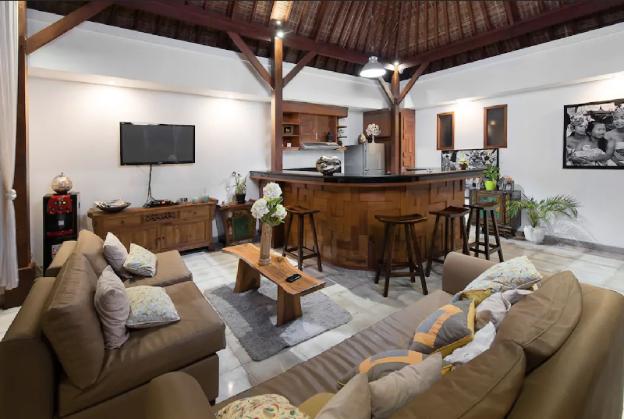 Tropical 3BDR private villa