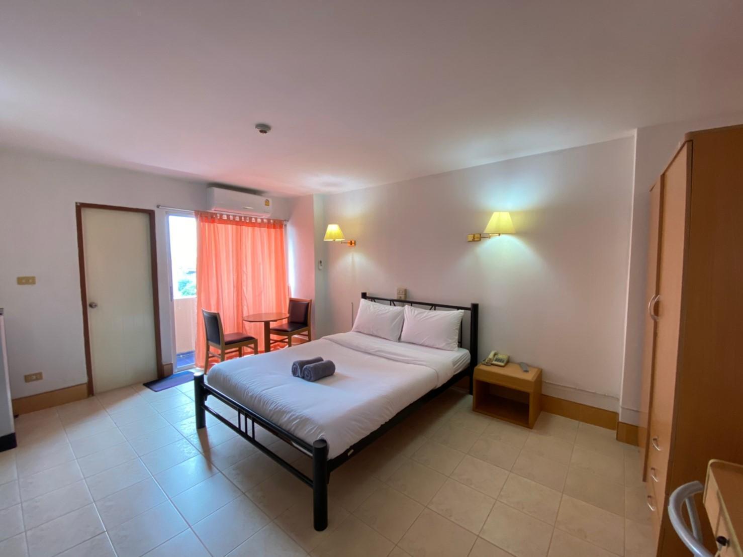 Daratorn Vibhavadi Standard  D 8 อพาร์ตเมนต์ 1 ห้องนอน 1 ห้องน้ำส่วนตัว ขนาด 25 ตร.ม. – จตุจักร