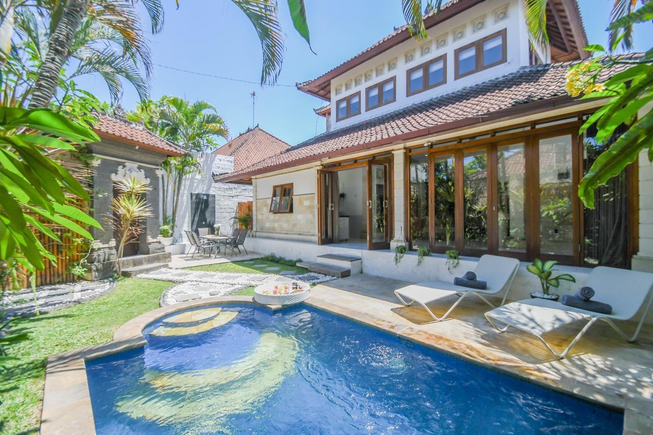 Cozy 3BDR Private Villa  Breakfast Included
