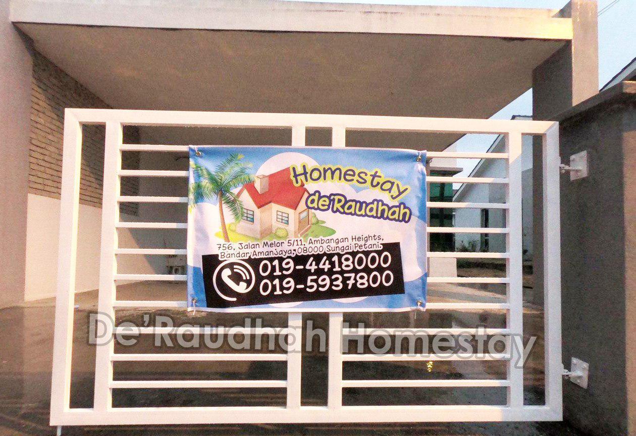 De' Raudhah Homestay