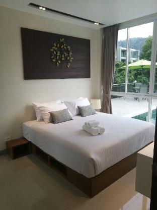 [カマラ]アパートメント(55m2)| 2ベッドルーム/1バスルーム 2 bedroom condo with Pool acess from balcony