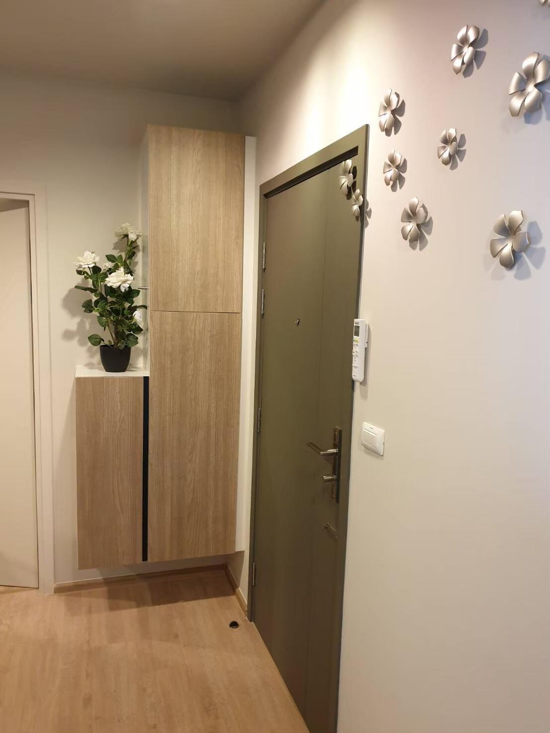 Escent Condominium (Room 89/64 floor 8) อพาร์ตเมนต์ 1 ห้องนอน 1 ห้องน้ำส่วนตัว ขนาด 36 ตร.ม. – ตัวเมืองระยอง