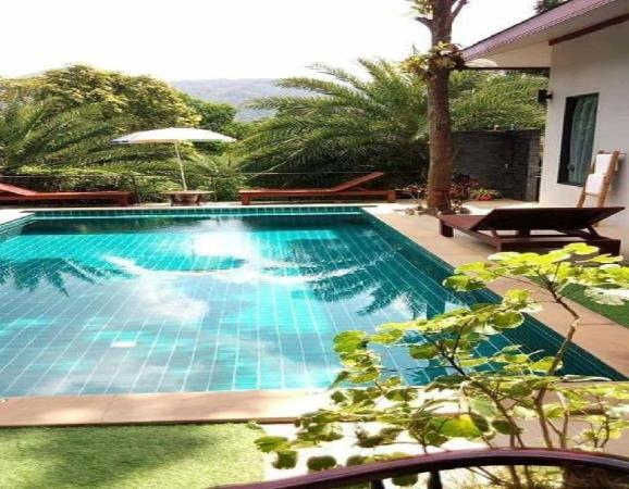 4Bedroom Villa Hin Kong Luxury Swimming pool Villa Koh Phangan
