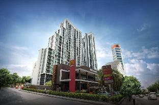 LuxuryCondo 200m MRT Closely McDonald Supermarket อพาร์ตเมนต์ 1 ห้องนอน 1 ห้องน้ำส่วนตัว ขนาด 36 ตร.ม. – รัชดาภิเษก