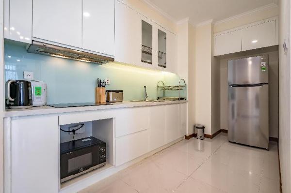 Vinhomes Central Park apartment , 1 br, downtown Ho Chi Minh City