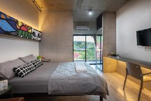 [タラン](30m2)| 1ベッドルーム/1バスルーム Be Live Residence - Studio Loft