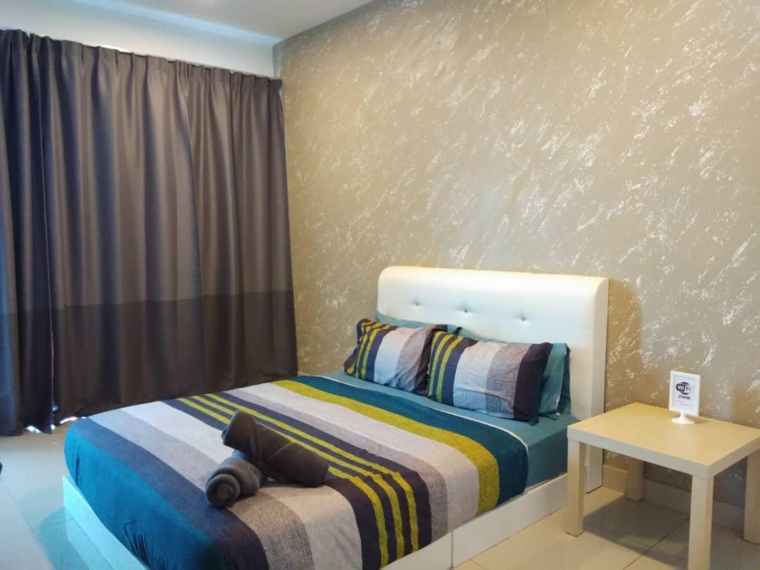 Wellness Guest House 13 @ Trefoil Setia Alam