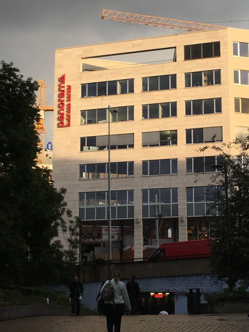 C U B E Modern Apartment In Prague Center
