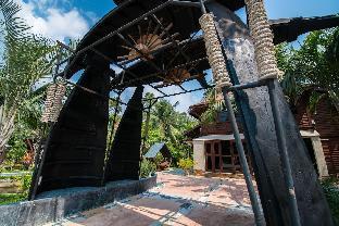 [シラチャー](70m2)| 3ベッドルーム/2バスルーム Suankaew Art Cottage (ReuanChokaew)