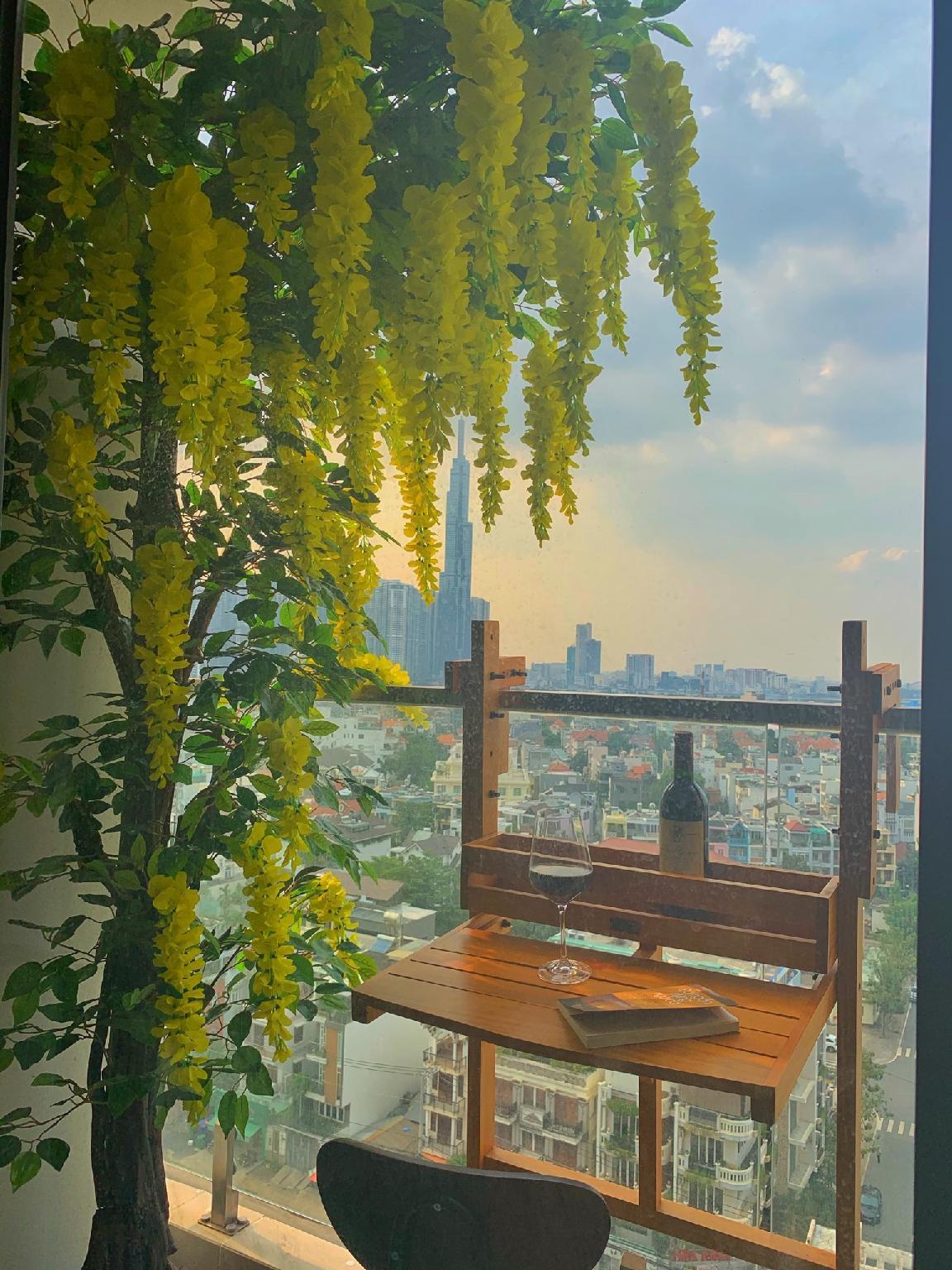30percent Stays Apt Saigon 2brs View Landmark81