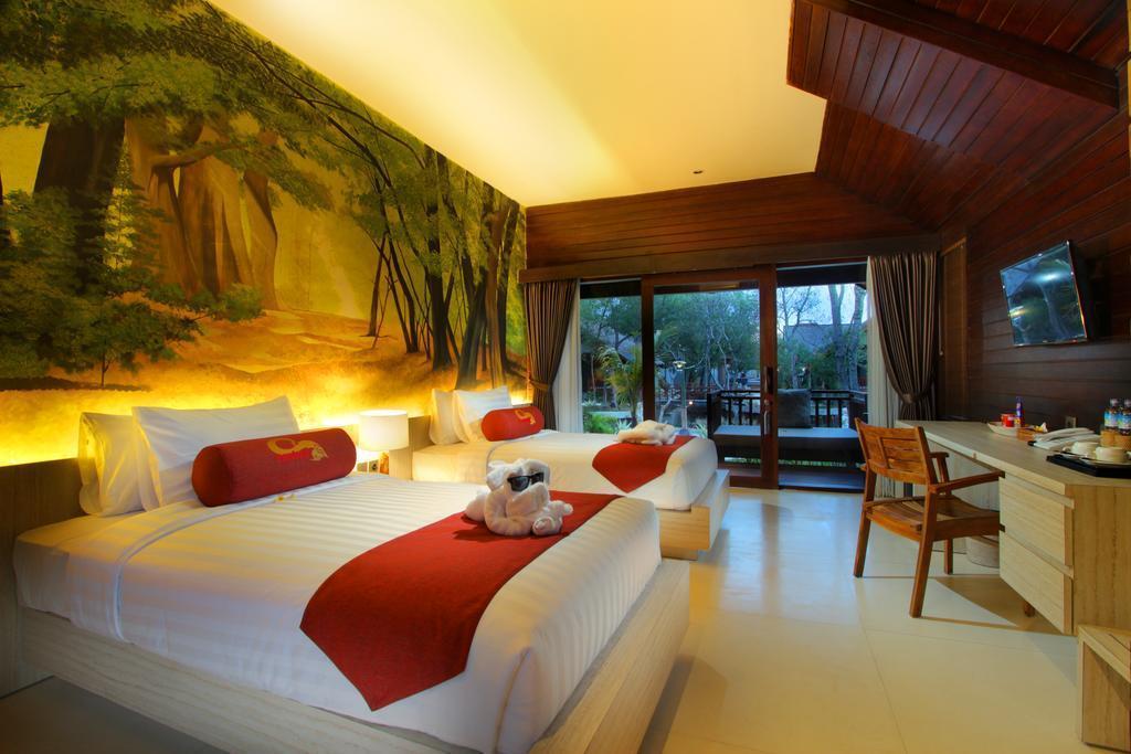 Deluxe Room +1 BR+Brkfst@  148 Gili Trawangan