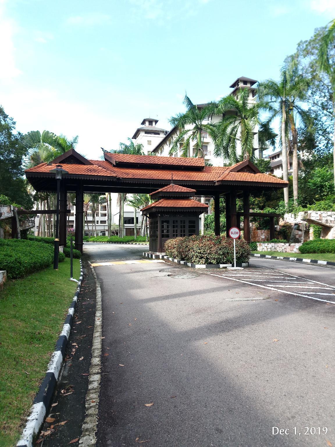 Pulai Spring Resort Cinta Ayu Studio Room