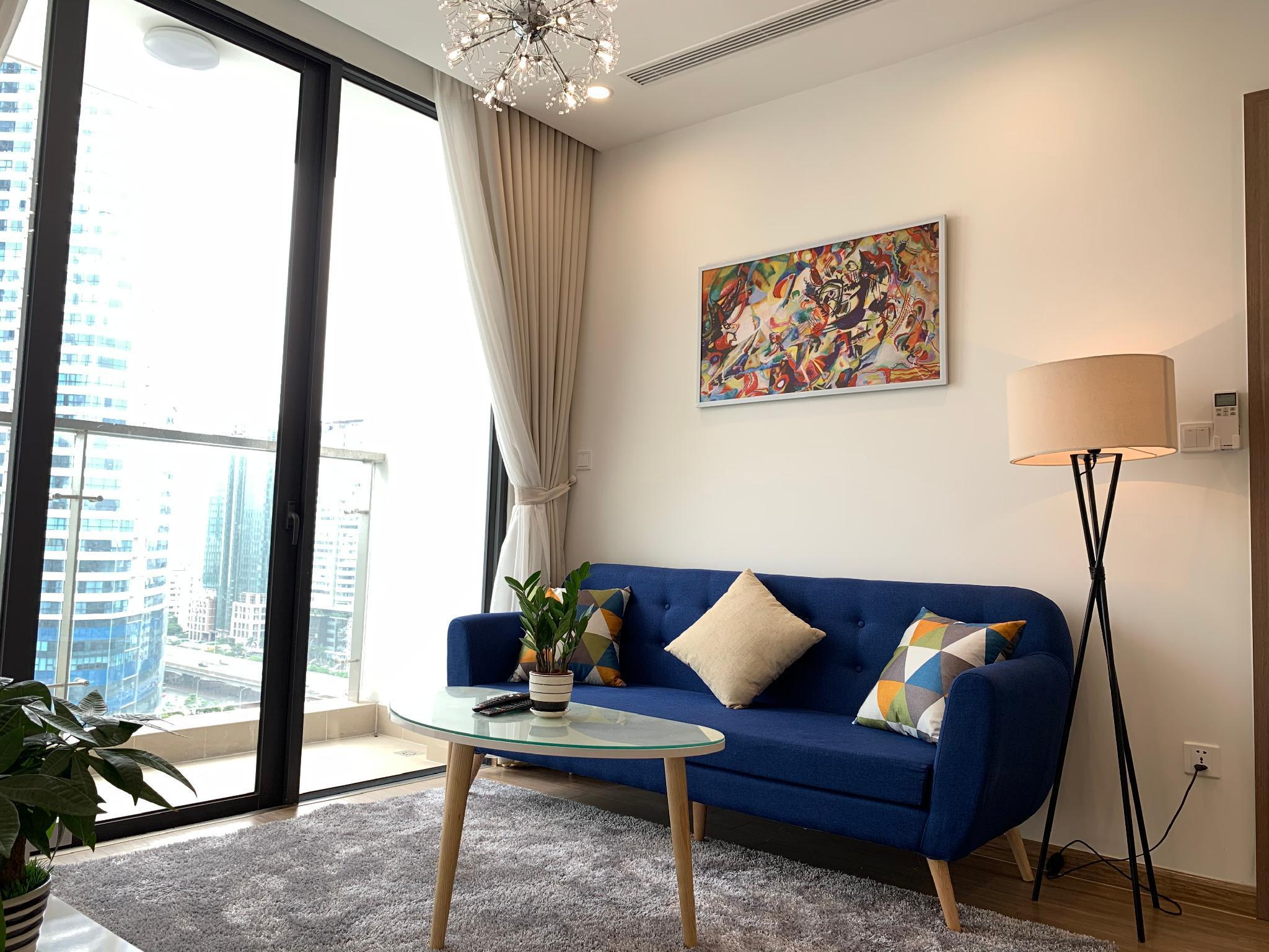 Vinhomes Skylake 2 Bedrooms Serviced Apartment
