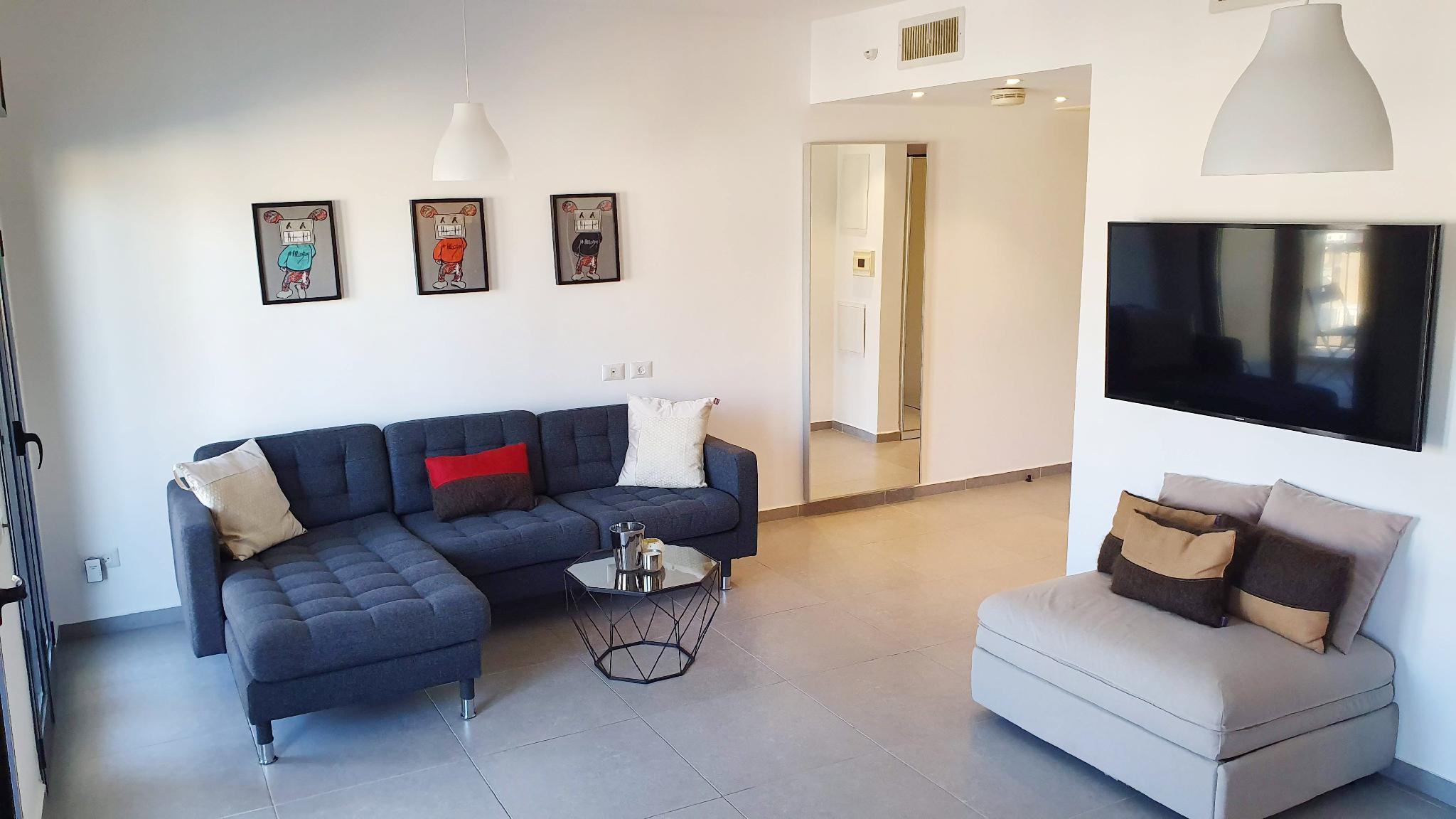 Brand New Duplex   2 Bedrooms  TL58