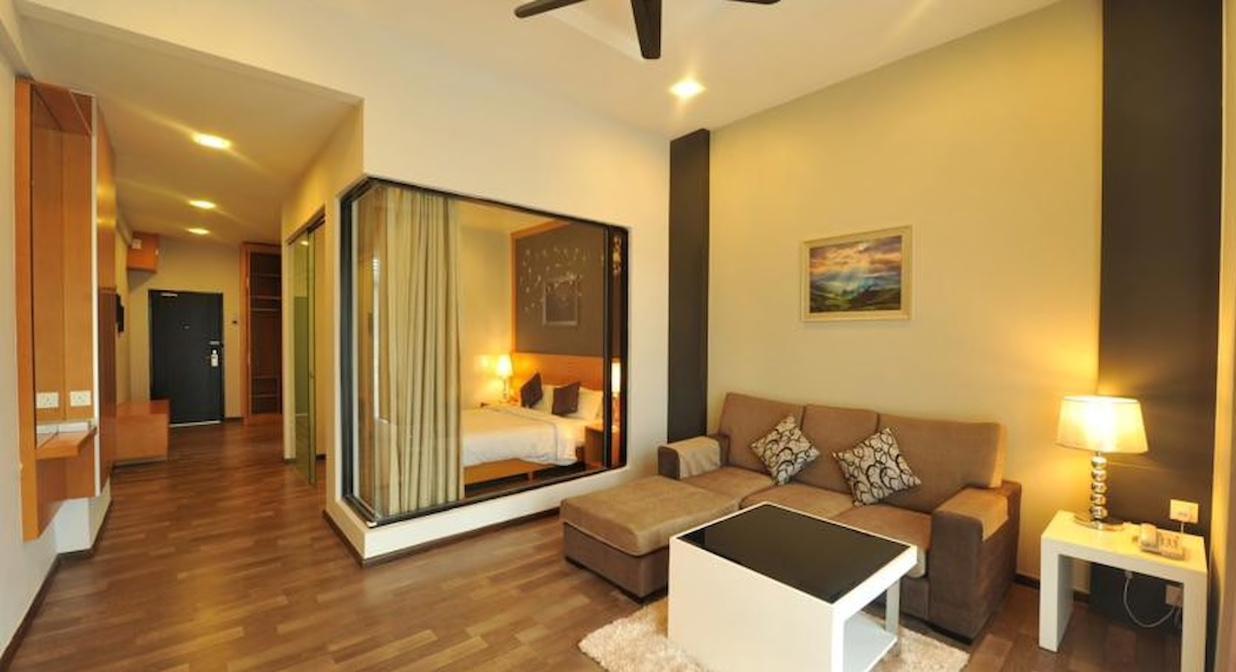 Nova Highlands Resort And Residence  A