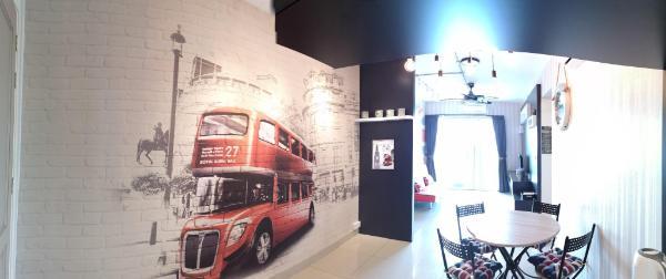 SINO Property - Austin Suites JB (1-3 pax)A10-11 Johor Bahru