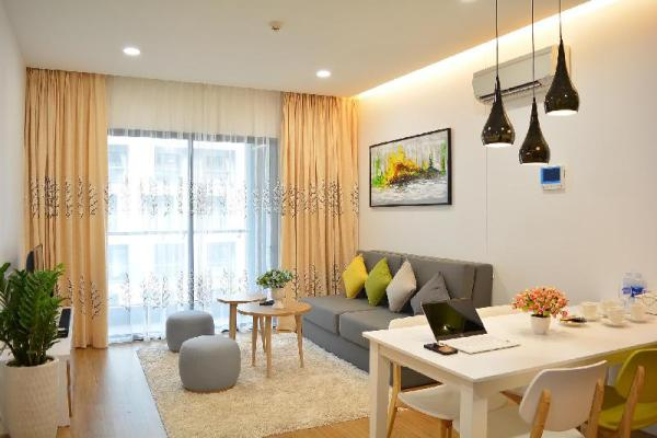 Holiday Saigon suite airport Ho Chi Minh City