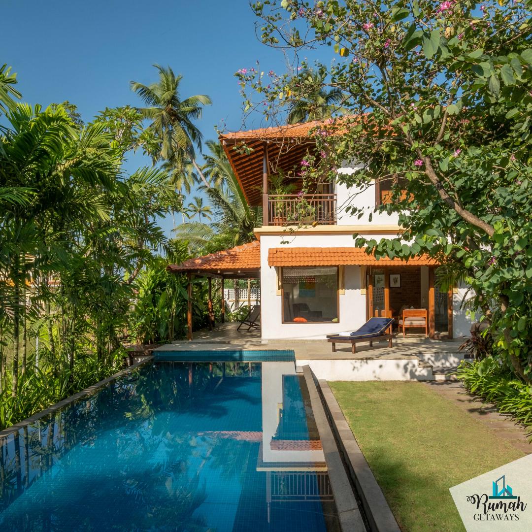Kamalaya Assagao Private Luxury Villa At North Goa