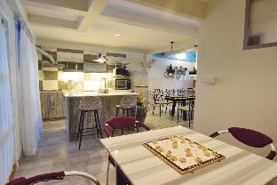 [カオタキアブ]一軒家(300m2)| 4ベッドルーム/4バスルーム Blu Beach Haven Hua Hin - Beachside Chic Space