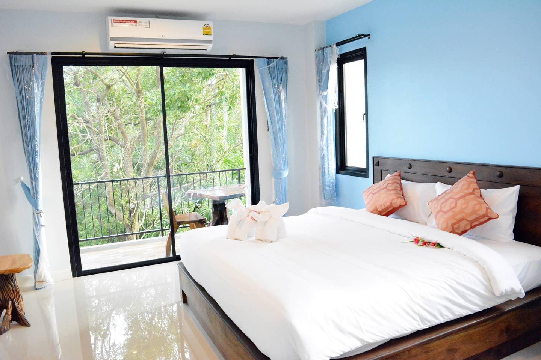 Krabilighthouse @ Aonang Deluxe room 1 1 ห้องนอน 1 ห้องน้ำส่วนตัว ขนาด 30 ตร.ม. – นพรัตน์ธารา