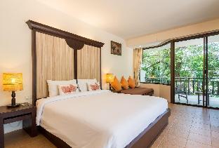 Deluxe Room@Patong Lodge Hotel, Phuket. 1 ห้องนอน 1 ห้องน้ำส่วนตัว ขนาด 35 ตร.ม. – ป่าตอง