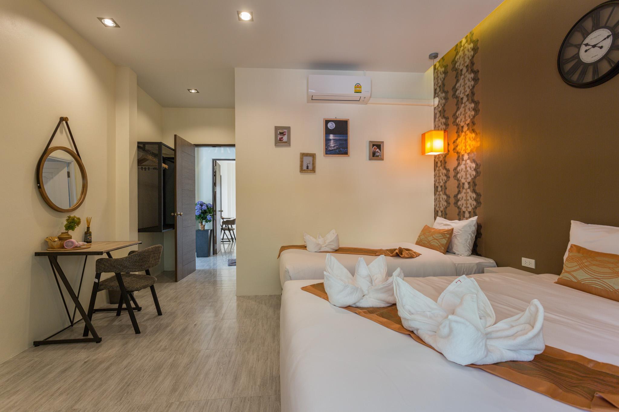 The Peak Pool Villa Aonang วิลลา 3 ห้องนอน 4 ห้องน้ำส่วนตัว ขนาด 381 ตร.ม. – อ่าวนาง