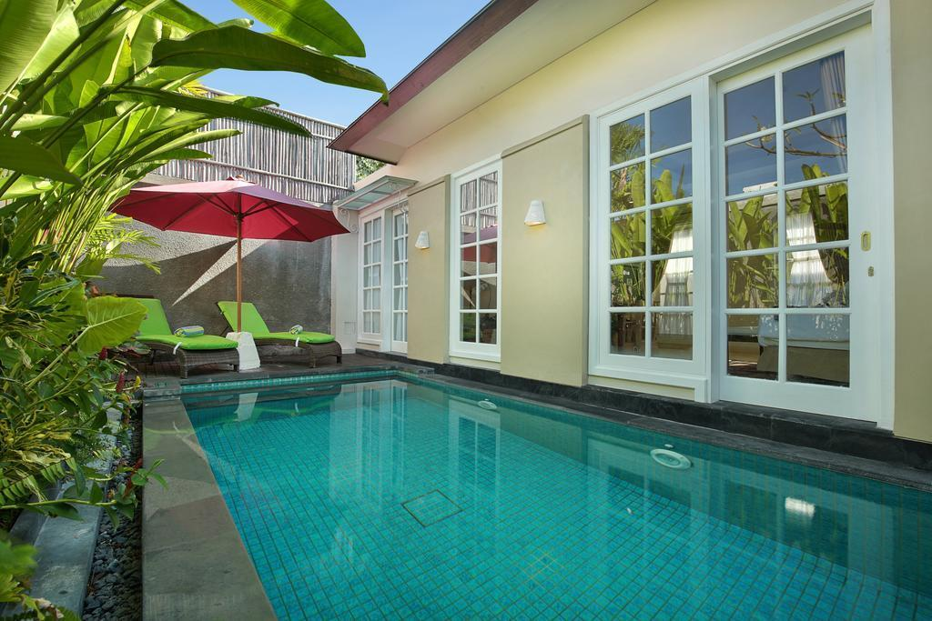 1BR+Private Pool+Brkfst @ 123 Seminyak