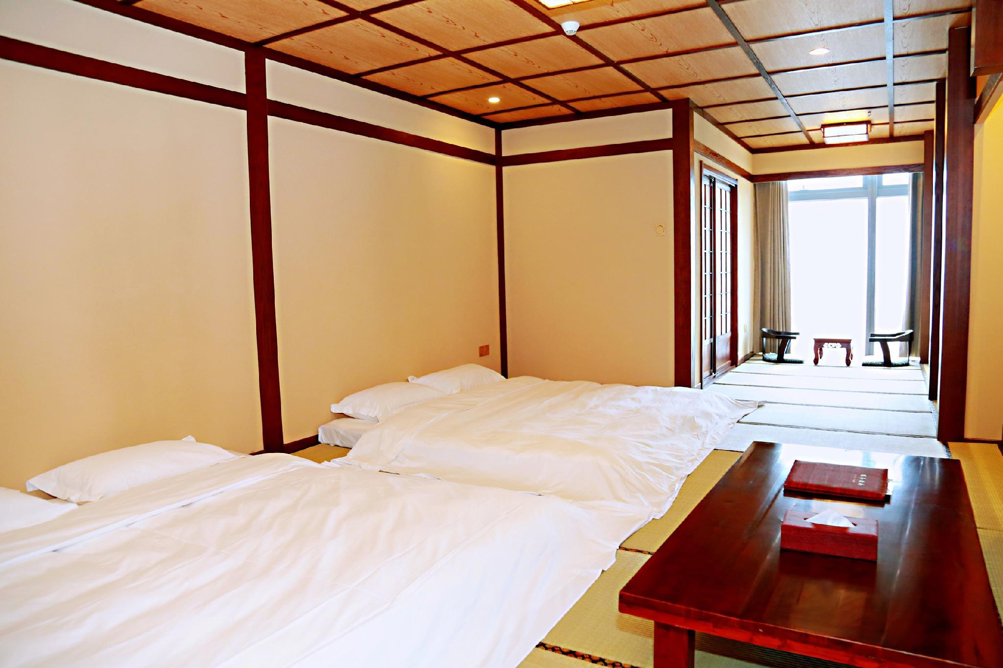 Japanese Double Bed Room